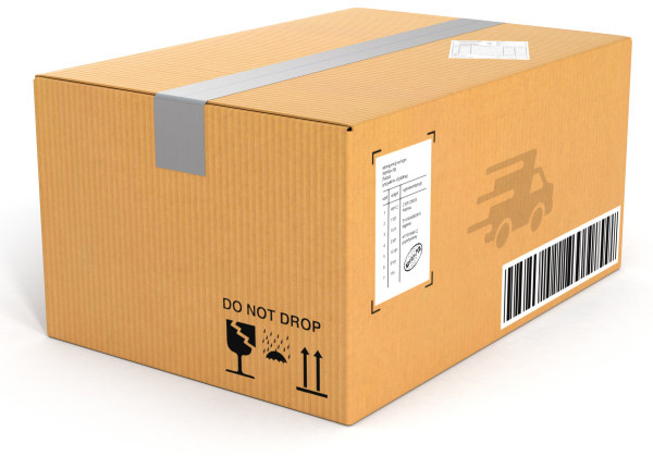 Canalpost parcel size and weight limit for forwarding your boat's mail